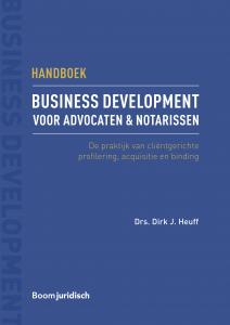 Nederlandstalige standaardwerk over business development