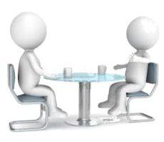 acquisitie coaching gesprek