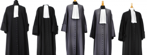 advocaten toga advocatuur