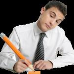 uren schrijven omzet acquisitie