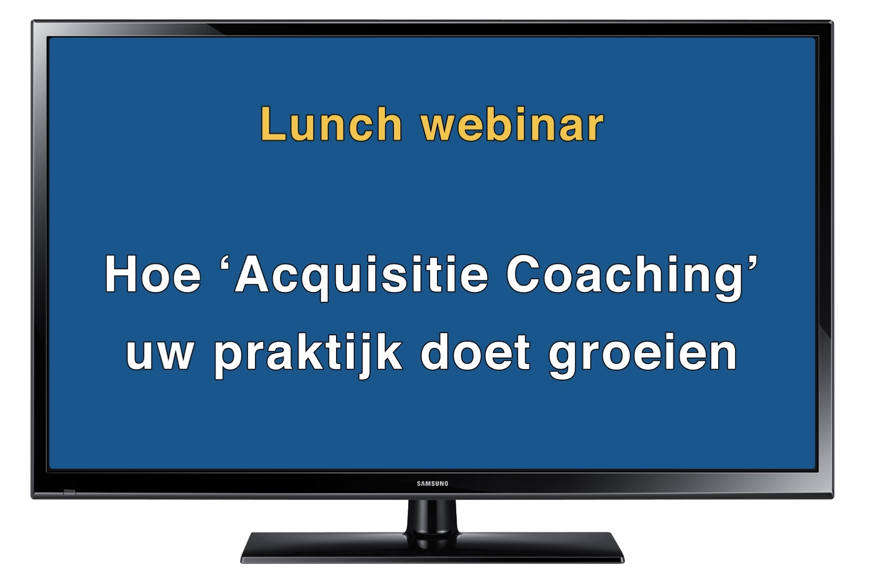 acquisitie coaching